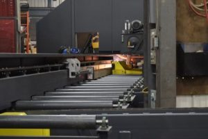 Reduce Material Handling for Metal Fabrication
