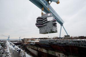 Hull Block Construction Method of Shipbuilding