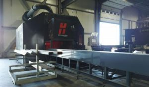 Structural Steel Fabrication for Shipbuilding