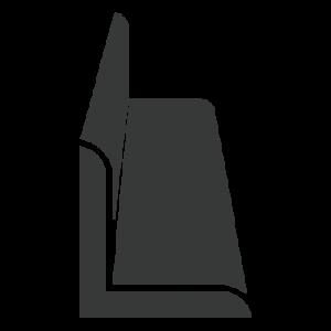 L-Shaped Angle Beams