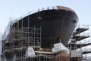 Why Are Ships Made of Steel?