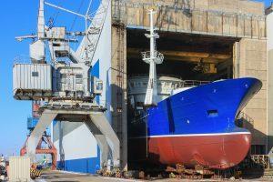 History of Steel in Shipbuilding
