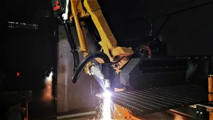 Lean Manufacturing in Structural Steel Fabrication