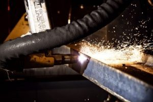 Automation Improves Structural Steel Fabrication